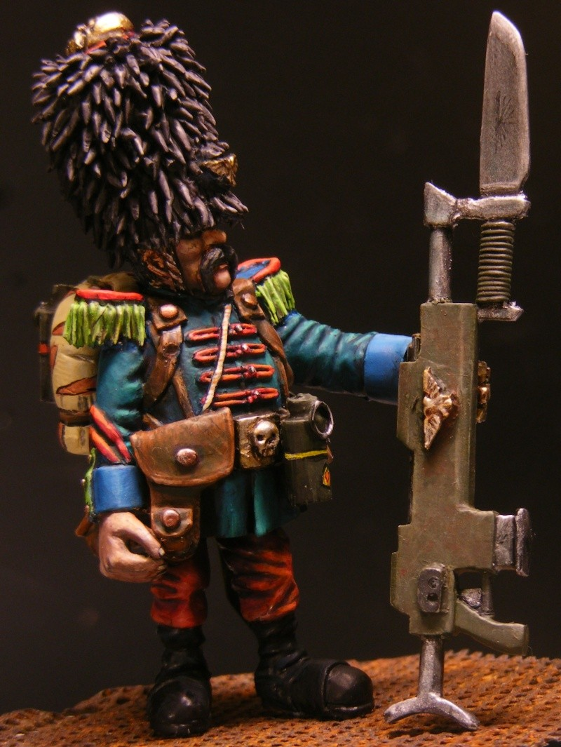 "petit grenadier garde impériale warhammer 40 000 de "" laurent "" - Page 2 Grenad34"