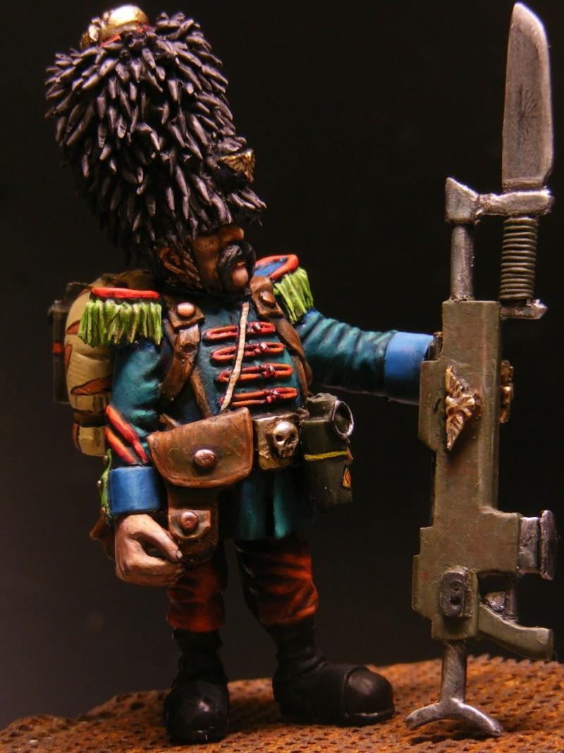 "petit grenadier garde impériale warhammer 40 000 de "" laurent "" - Page 2 Grenad35"