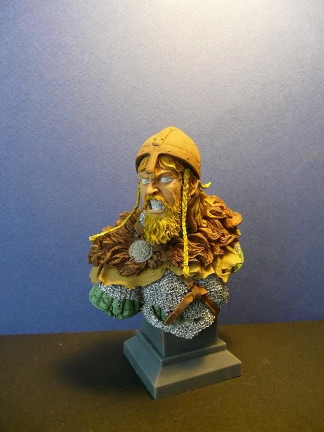 Viking en colère B111