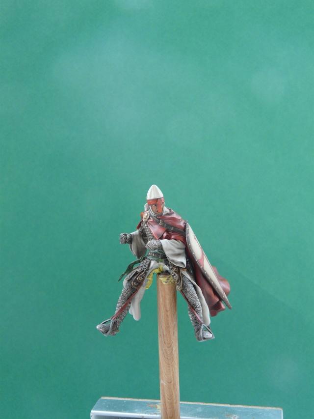 Mes chevaliers en cours P1060011