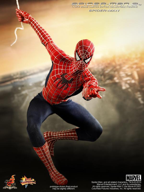 Spider-Man 3 1/6 A.F. 12043110