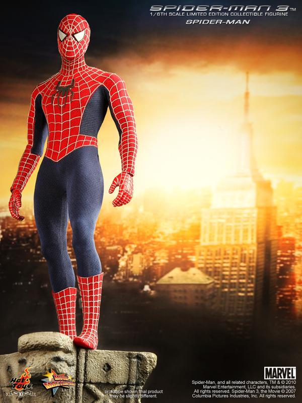 Spider-Man 3 1/6 A.F. 12043710