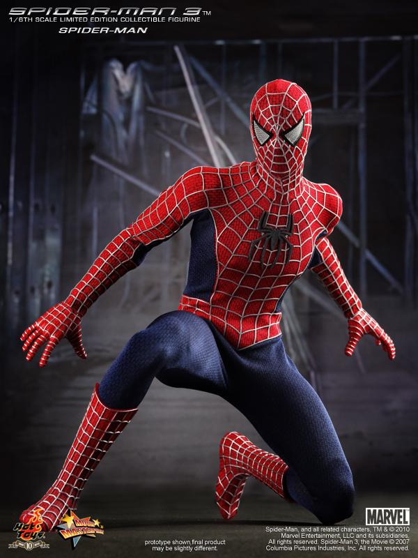Spider-Man 3 1/6 A.F. 12045611