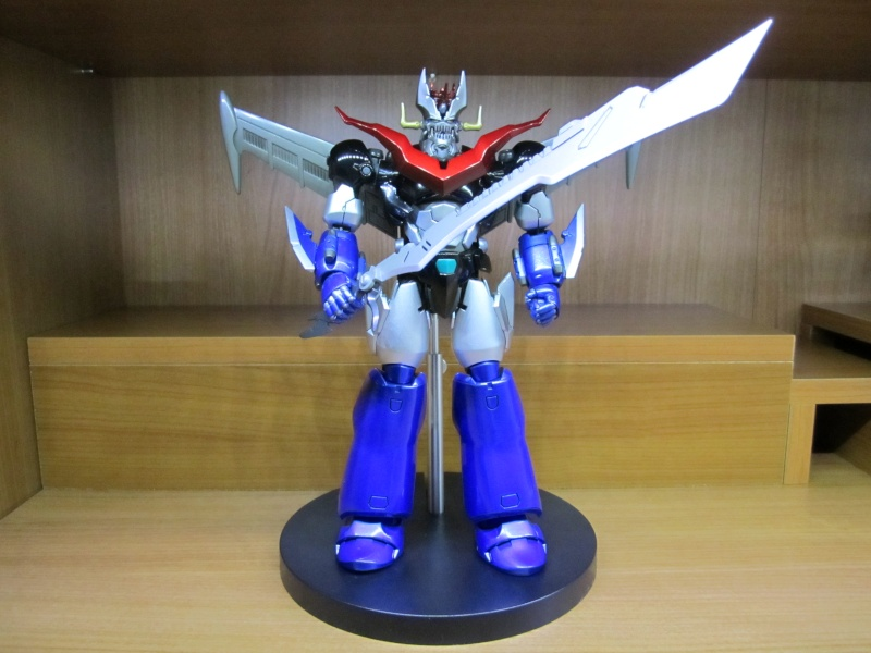 Fewture EX Gohkin Great Mazinger 1969 Silver Edition Img_0610