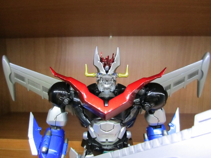 Fewture EX Gohkin Great Mazinger 1969 Silver Edition Img_0611