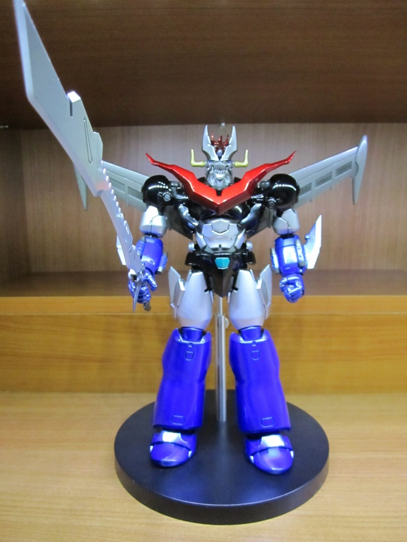 Fewture EX Gohkin Great Mazinger 1969 Silver Edition Img_0614