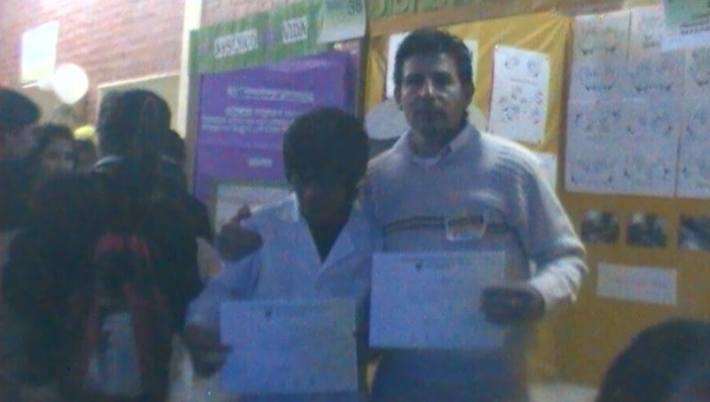 Otra vez premiado,Felicitaciones. Sam_0612
