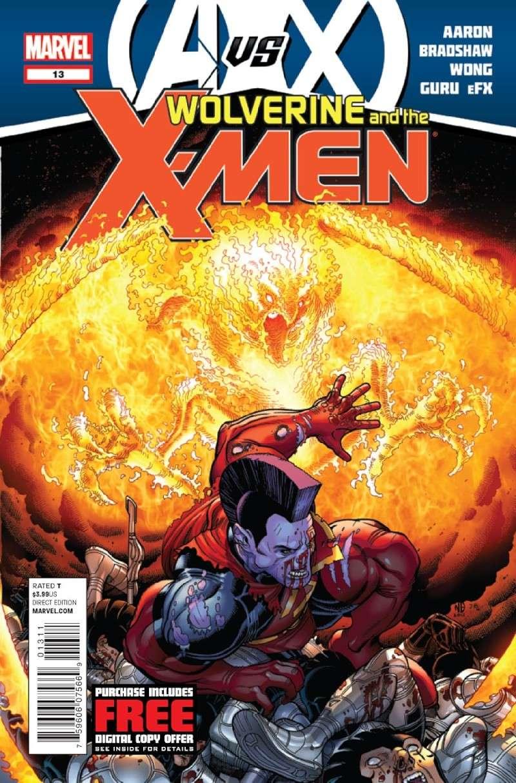 Wolverine & The X-Men: AvX Prv12910