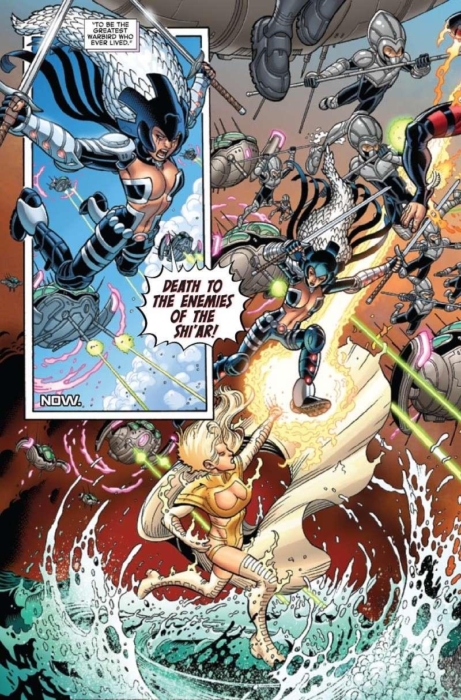 Wolverine & The X-Men: AvX Prv12913
