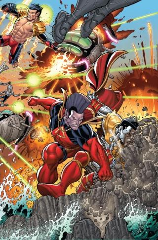 Wolverine & The X-Men: AvX Prv12917