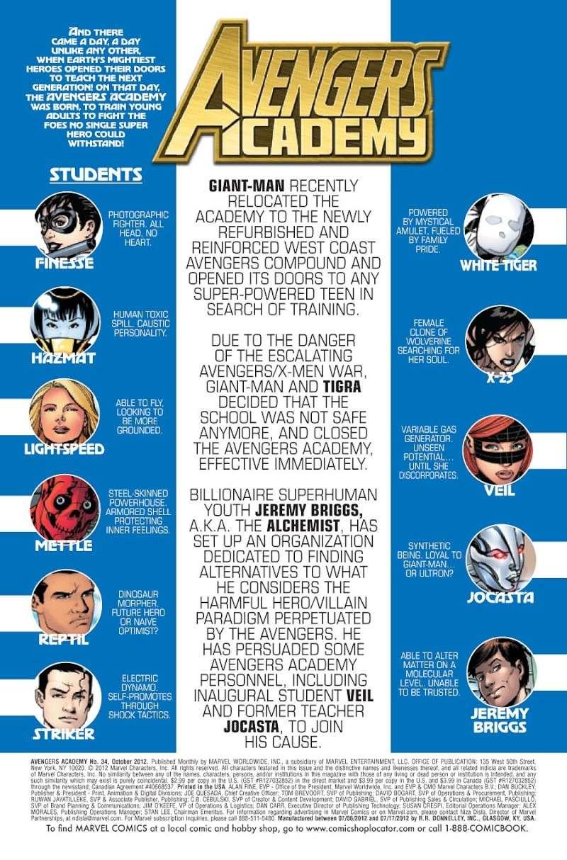 Avengers Academy : Final Exam (Spoiler) Prv13110