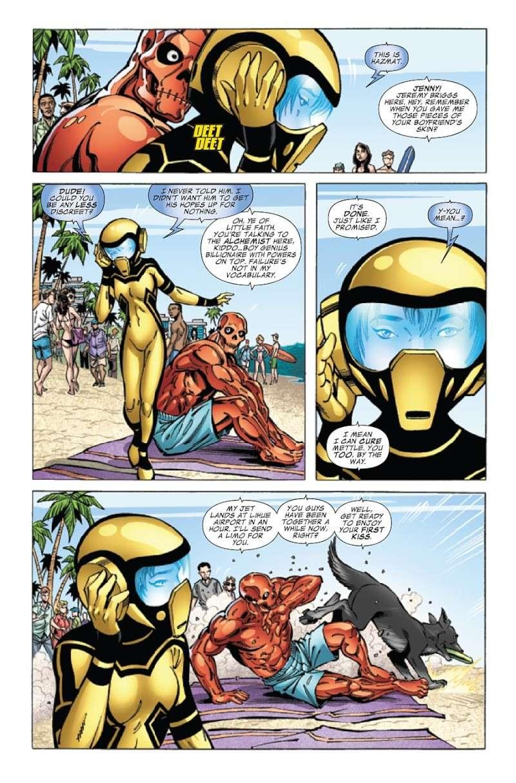 Avengers Academy : Final Exam (Spoiler) Prv13112