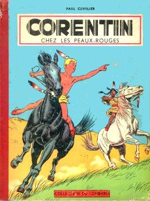 Corentin, de Paul Cuvelier Corent12