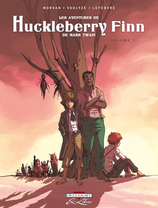 Les Aventures d'Huckleberry Finn, de Mattotti Les-av10