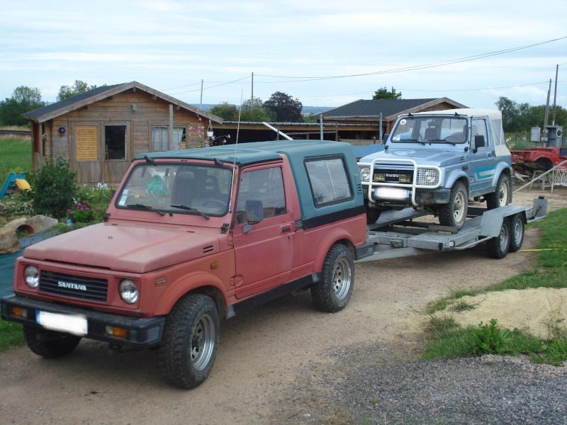 Achat d'un plateau porte voiture Ds51510