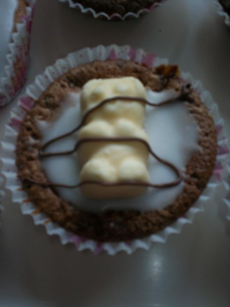 Cupcakes : recettes et décors simples - Page 4 01110