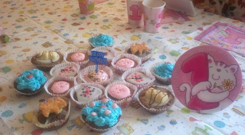 Cupcakes : recettes et décors simples - Page 4 03710
