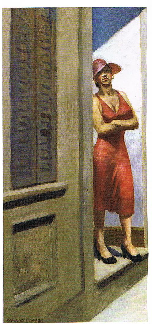 La frustration de Jo. Hopper13