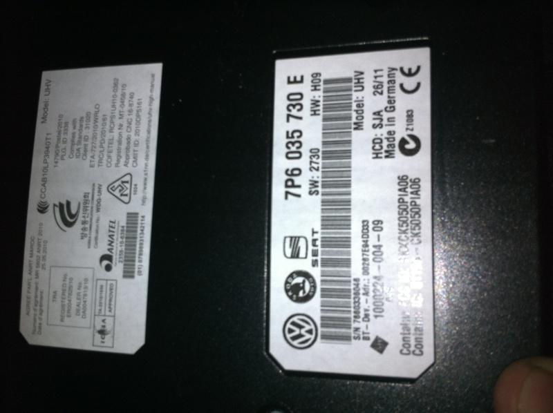 Music iPhone en Bluetooth sur RNS 510 pas sur toutes les enceintes..... - Page 3 Img_0310