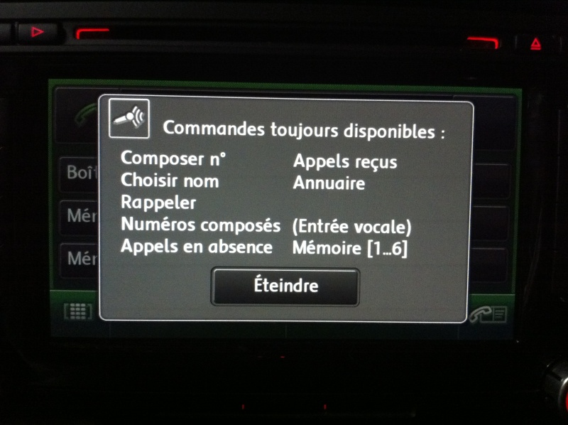 Music iPhone en Bluetooth sur RNS 510 pas sur toutes les enceintes..... - Page 3 Img_0312
