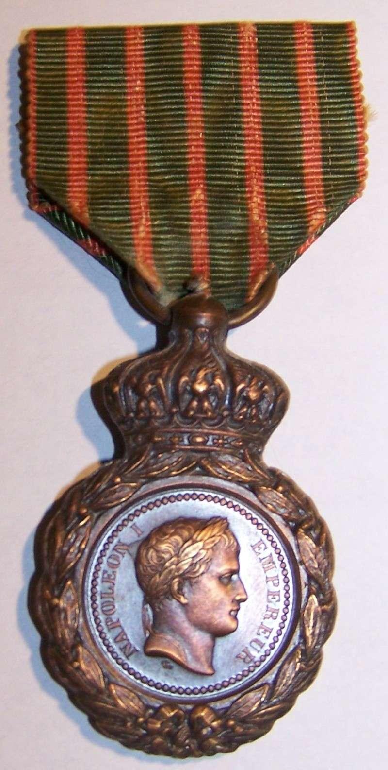 Médaille de Sainte Hélène Napoléon Ier 100_7846
