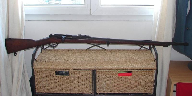 fusil GRAS Dsc00416