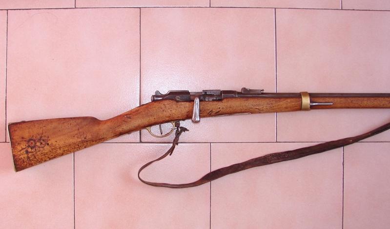 Duo de carabines françaises Gras-photos d'un petit nettoyage- Dsc03433
