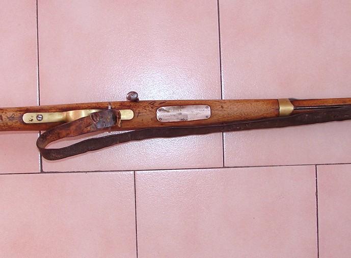 Duo de carabines françaises Gras-photos d'un petit nettoyage- Dsc03435