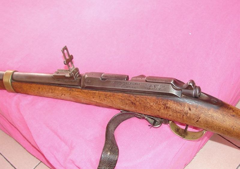 Duo de carabines françaises Gras-photos d'un petit nettoyage- Dsc03436