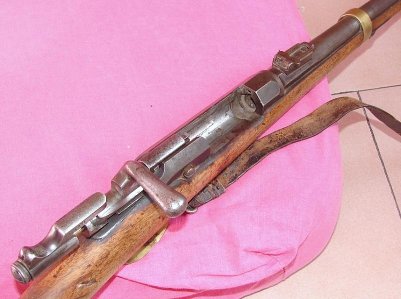 Duo de carabines françaises Gras-photos d'un petit nettoyage- Dsc03437