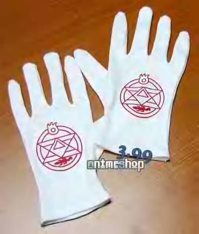 Alchemist's Gloves: Blue Pyromancy Roy-mu14
