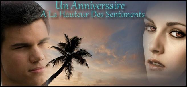 Un anniversaire à la hauteur des Sentiments! - OS Lulla (Concours 2) Os210