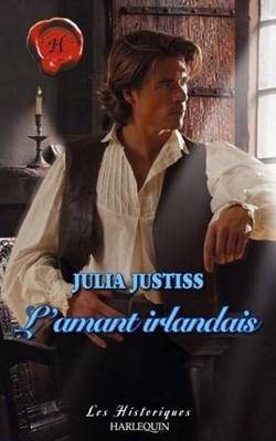 L'amant irlandais de Julia Justiss Livre10