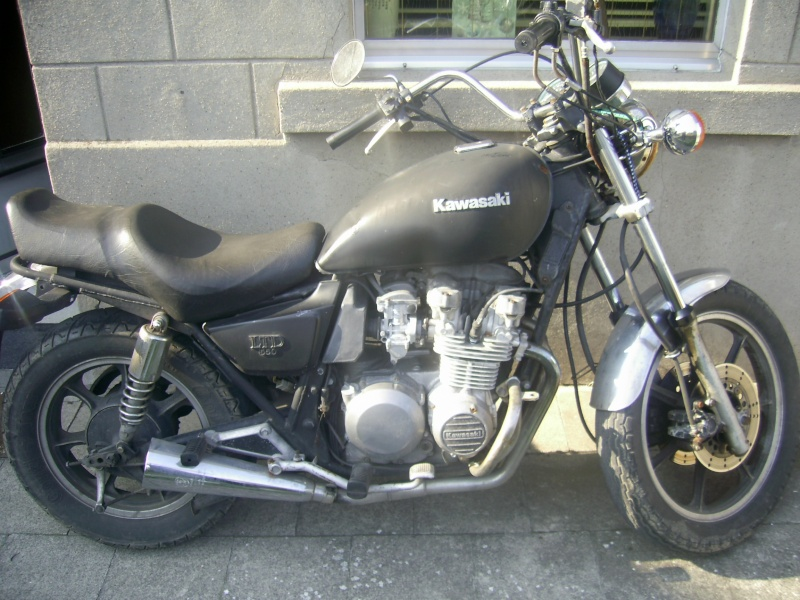 Kawasaki LTD 550 Pic_0310