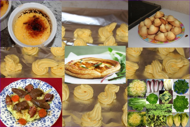 la cuisine familiale de Magali