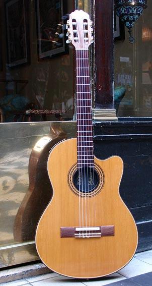 Ma première Gretsch Gibson10