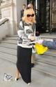 Rihanna quitte son hôtel à Londres Norma829