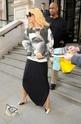 Rihanna quitte son hôtel à Londres Norma831