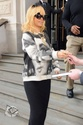 Rihanna quitte son hôtel à Londres Norma836