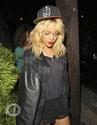 "Rihanna arrive au club ""Greystone"" à L.A Norma843"