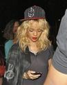 "Rihanna arrive au club ""Greystone"" à L.A Norma844"