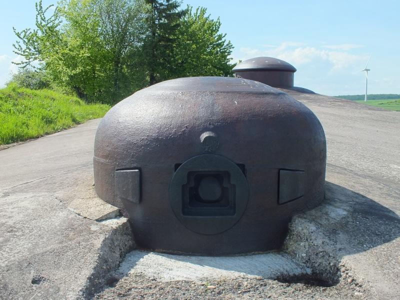 Les cloches blindées (ligne maginot ) Dscf1494