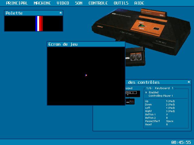 [TUTO1] Gestion des sprites sur la Master-System Output13