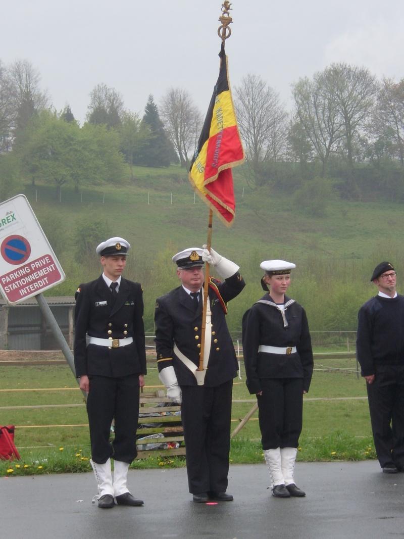 Faste ,Corps Royal des Cadets de Marine(Ittre)et les 90 ans - Page 4 11310