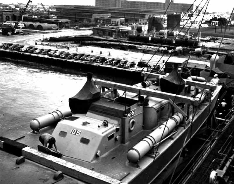 Vedettes lance-torpilles PT-BOATS (Pacifique) - Page 2 13-01110
