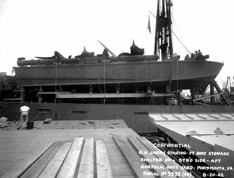 Vedettes lance-torpilles PT-BOATS (Pacifique) - Page 2 13-07110