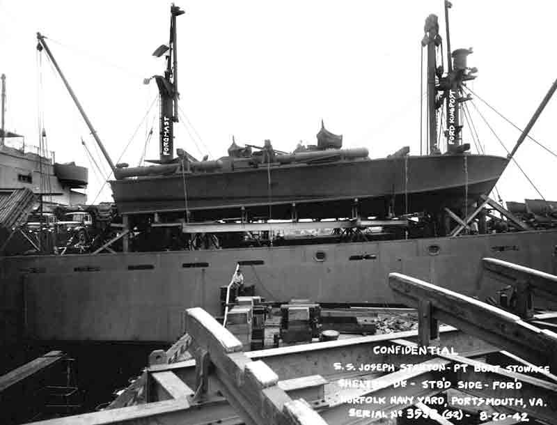 Vedettes lance-torpilles PT-BOATS (Pacifique) - Page 3 14-01110