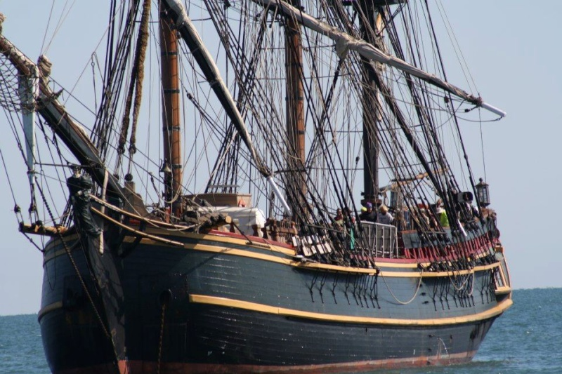 Les plus belle photos du HMS Bounty 16596810