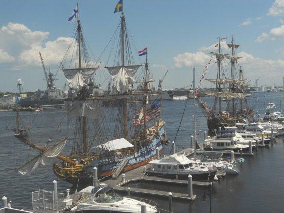 Les plus belle photos du HMS Bounty 16820710
