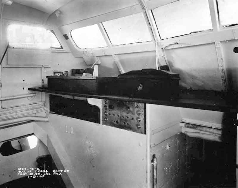 Vedettes lance-torpilles PT-BOATS (Pacifique) 18-01110